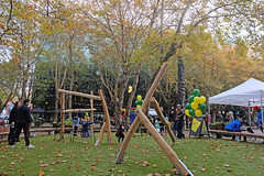 Occidental Play Space Opening