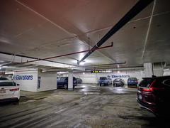 Underground Parking Ramp - Hennepin County Government Center, Minneapolis