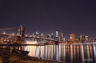 Brooklyn Bridge / Jane's Caroussel