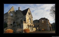 Château de Senlis- Oise- France.
