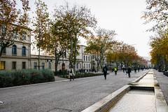 Avenue Feuchères - Photo of Pennautier