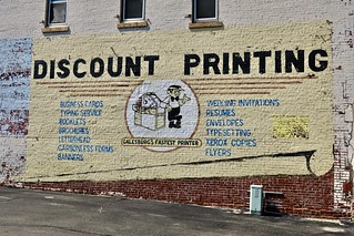 Discount Printing, Galesburg, IL
