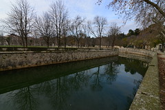 Jardin de La Fontaine - Photo of Poulx