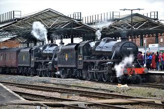 LMS Class 5s