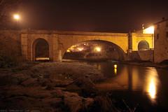 FR11 3417 Le Pont-Vieux et la rivière l'Orbieu. Lagrasse, Aude, Languedoc