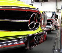 Mercedes-Benz SL (W113) lineup