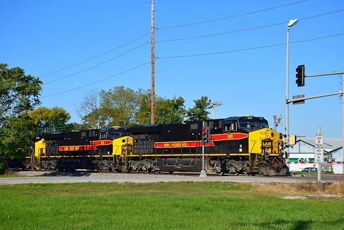 Iowa Interstate 504 + IAIS 514 + IAIS 511 + NS 5329 East