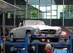 1959 Mercedes-Benz 190 SL (W121)