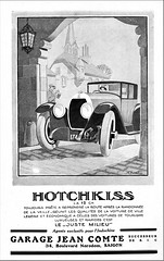 1928 Hotchkiss 12 CH