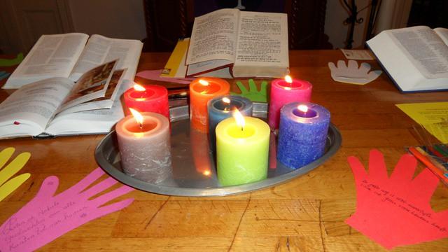 Kleurrijk Vieren 21 maart 2012