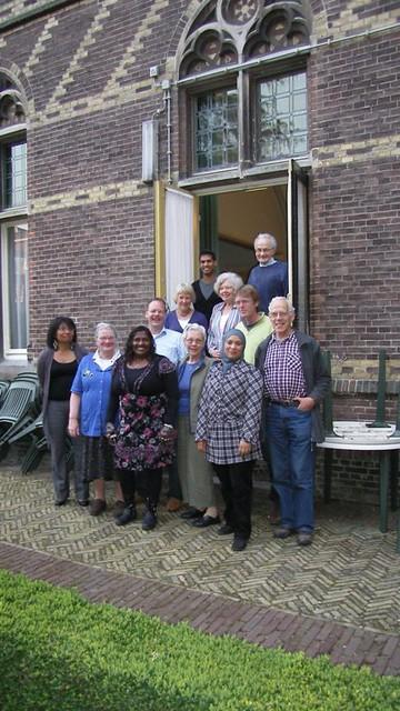Vrijwilligersbijeenkomst 2011