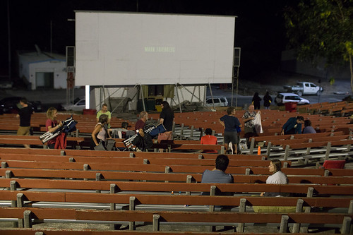 Christmas Island Outdoor Cinema