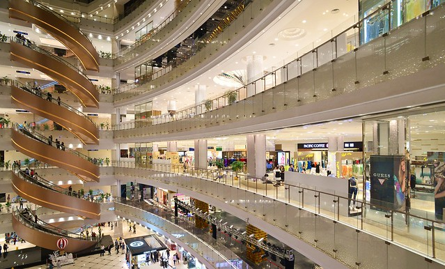 Shanghai - Daimaru Mall