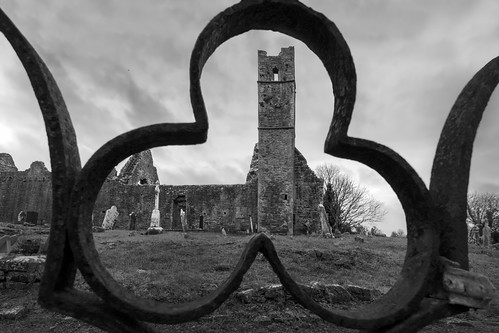 The Holy Trinity, Mungret Abbey, Limerick