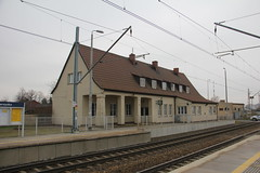 Pierzyska train station
