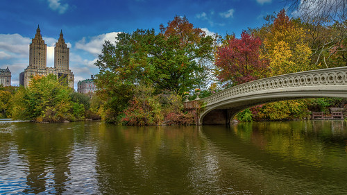 Bow Bridge, New York City