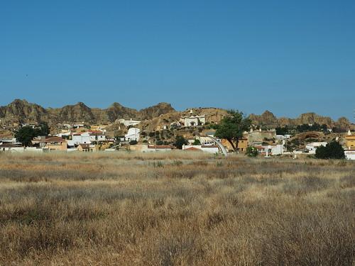 Outskirts of Guadix