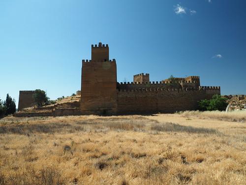 The Alcazar of Guadix