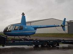 G-CEUU Robinson R44 Raven Helicopter (Private Owner)