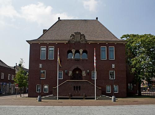 Asten - Raadhuis