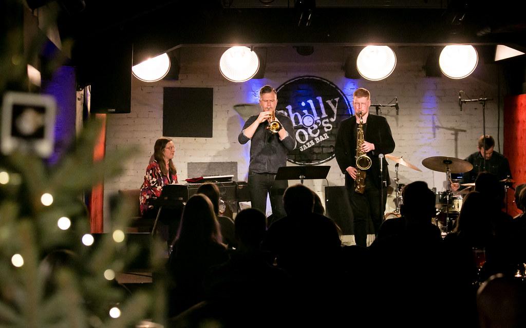 Lauri Kadalipp Social Jazz