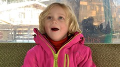 Video: Madeleine is pretty amazed at the gondola