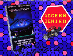 The Lawnmower Man VHS