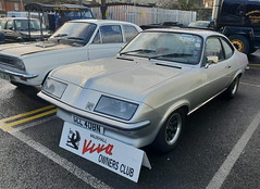 Vauxhall Firenza HP (1974)