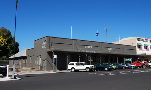 Kings Hotel, Bathurst, NSW.