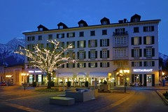 Bad Ragaz - Am Platz