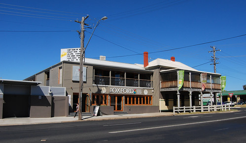 The Oxford Hotel, Bathurst, NSW.