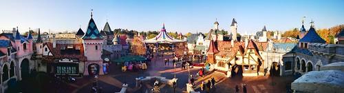 Fantasyland Panorama