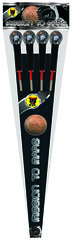 Mission To Mars Rocket Pack by Black Cat Fireworks