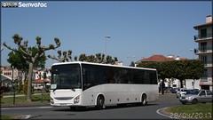 Iveco Bus Crossway – Transdev – Citram Pyrénées / Hegobus n°6429