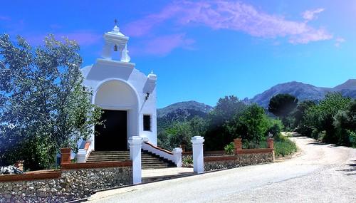 Villanueva del Rosario (Málaga, Andalucía, Sp) – Ermita de Nuestra Señora del Rosario