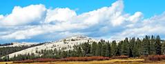 Clouds over Tuolumne Meadows, Yosemite 2017