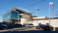 Howard Beach JFK Air Train Station