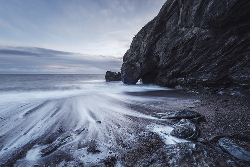 Tower Bay Beach, Portrane, Ireland