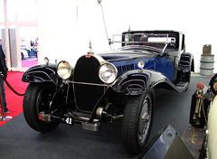 1929 Bugatti Type 41 Royale Coupé Napoleon replica