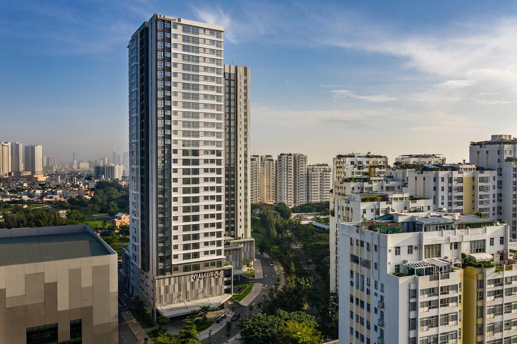 Oakwood Residence Saigon 1
