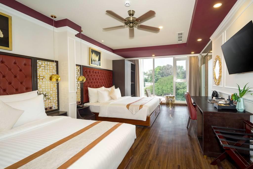 Cicilia Saigon Hotels & Spa 3