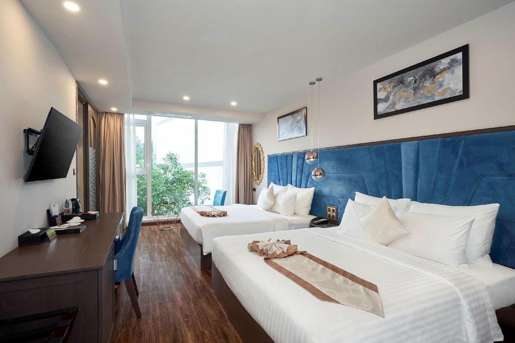 Cicilia Saigon Hotels & Spa 2