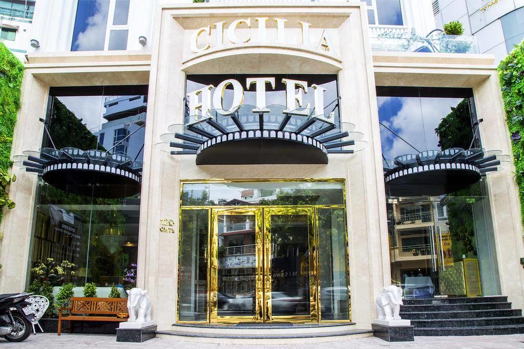 Cicilia Saigon Hotels & Spa 1