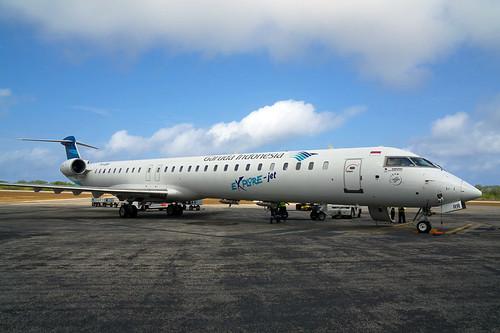 Garuda Indonesia CRJ-1000ER