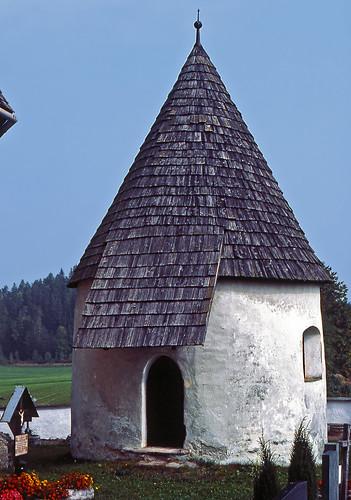 Cute baptistery