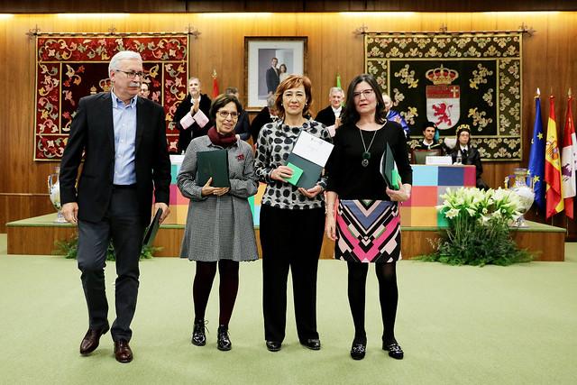 Acto Académico Conmemorativo del 40 Aniversario de la Universidad de León 22