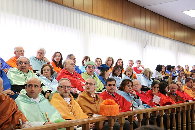 Acto Académico Conmemorativo del 40 Aniversario de la Universidad de León 12
