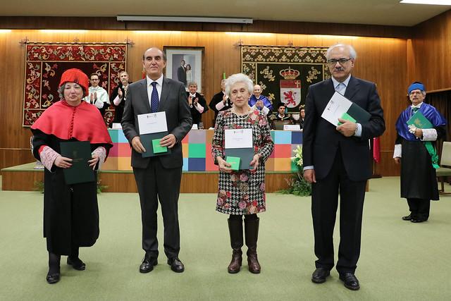 Acto Académico Conmemorativo del 40 Aniversario de la Universidad de León 26