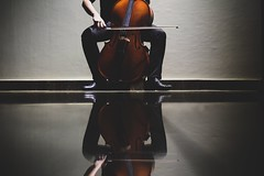 Person playing cello - Credit to https://homegets.com/