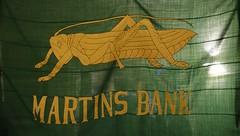 Martins Bank Ltd - Flag